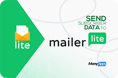 ManyChat Mailerlite App